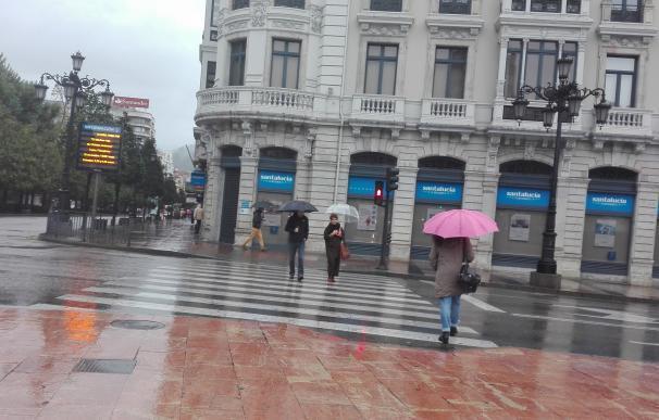 Lluvia, nubes y nieve a 700 metros en el norte, marcarán esta semana en España, en la que irán subiendo las temperaturas