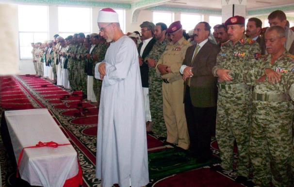 Mueren 76 presuntos rebeldes chiíes en combates contra tropas yemeníes
