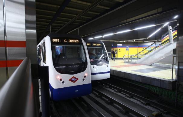 (Ampl.) El transporte público en Madrid subirá una media del 3% a partir de febrero
