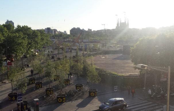 Barcelona da luz verde al último trámite municipal para el plan de Glòries y sus equipamientos