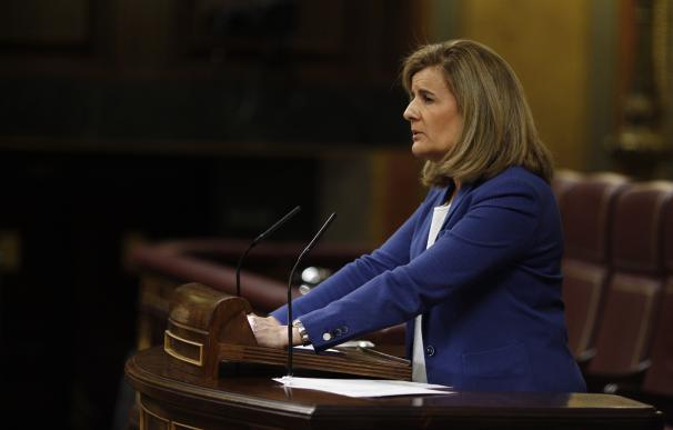 El Pleno del Congreso convalida en su última sesión de la legislatura la prórroga de las ayudas a parados