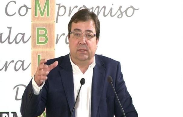 """Vara destaca que ahora debe """"ejecutar un presupuesto que es para un año en nueve meses"""""""