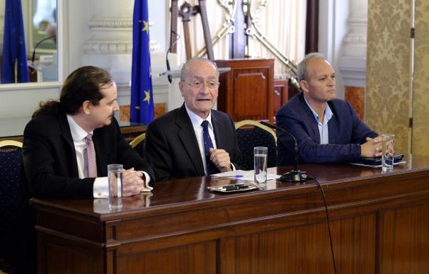 El Ayuntamiento de Málaga concede una parcela a la Fundación Hispania Música para albergar su sede