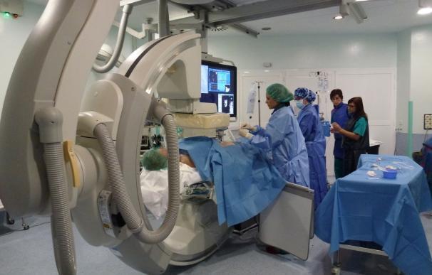 El Hospital 12 de Octubre realiza 17 trasplantes en una semana
