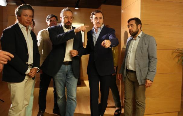 """Ciudadanos ofrece al PP firmar una comisión de investigación para """"depurar responsabilidades"""" por su financiación ilegal"""