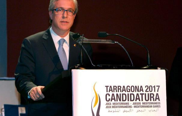 """""""Historia que hará historia"""", lema de la candidatura a Tarragona en los Juegos Mediterráneos"""
