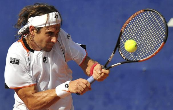David Ferrer dice que no se imagina de nuevo entre los diez primeros