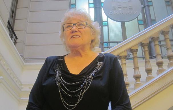 La escritora Isabel-Clara Simó